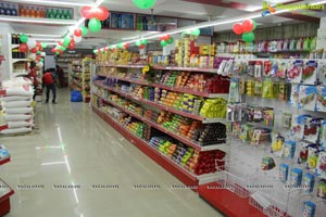 Chervi Super Market Launch