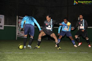 Hyderabad Football League (HFL) 2016 at Turfside, Jubilee Hi