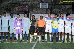 Hyderabad Football League (HFL) 2016 at Turfside, Jubilee Hi