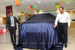 New Ford Endeavour Launch
