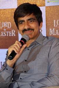 Ravi Teja Lord and Master