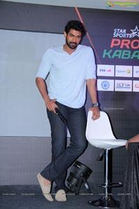Pro Kabaddi League 2016 Press Meet