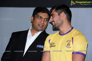 Pro Kabaddi League 2016 Press Meet
