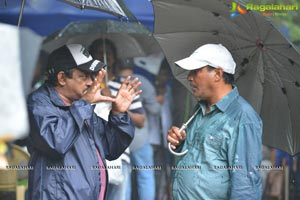 Ram Gopal Varma Killing Veerappan Working Stills