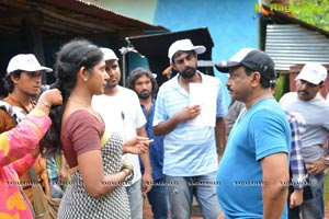 Ram Gopal Varma Killing Veerappan Working Stills