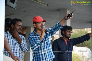 Speedunnodu Working Stills