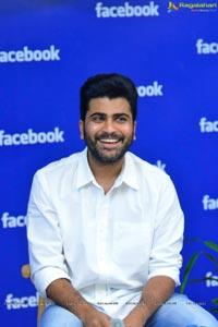 dil raju, sharwanand facebook