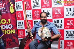 Radhakrishna Jagarlamudi (Krish) at Red FM