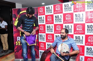 Radhakrishna Jagarlamudi (Krish) at Red FM