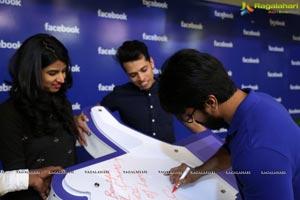 Ram Charan Facebook Hyderabad