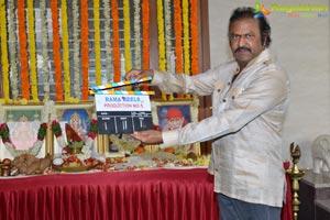 Vishnu Manchu Bi-Lingual Film