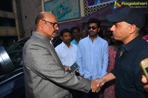 Shatamanam Bhavati Success tour at Inox theater, Kurnool