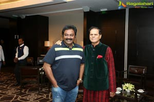 TSR felicitates Megastar Chiranjeevi