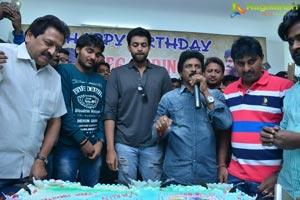 Varun Tej Birthday Celebrations