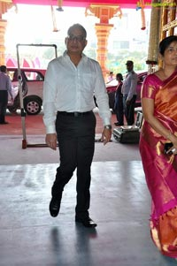 Keshav Reddy-Veena Reddy Wedding