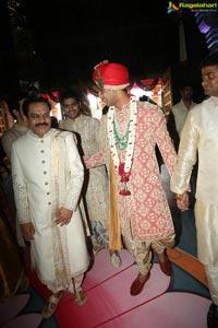 Keshav Reddy-Veena Reddy Wedding