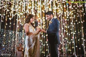 Naga Chaitanya-Samantha Engagement