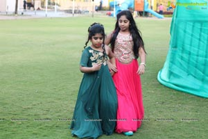 Naineisha 5th Birthday Party Photos