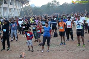 """Seva Bharathi's  """"Run for Girl Child"""""""