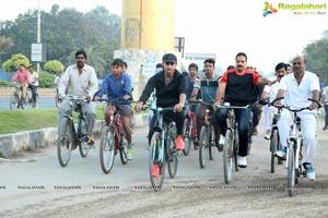 Shree Krishna Youth Organisation Bicycle Program