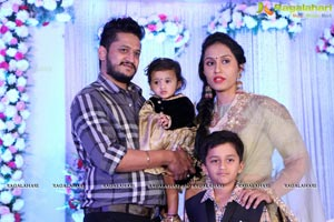 Birthday Party of Yuvraj and Yukthaa - Hosted by Vinod Kumar