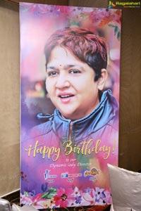 Director B Jaya Birthday