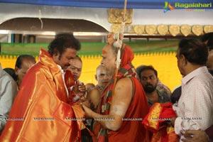 Mohan Babu Film Nagar Daiva Sannidhanam