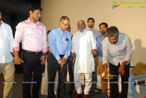 Prasad's Creative Mentors Film & Media School Launch