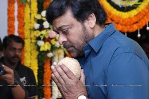 Kalyaan Dhev debut film muhurat