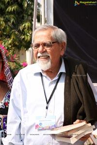 Hyderabad Literary Fest 2018 at Hyderabad Public School