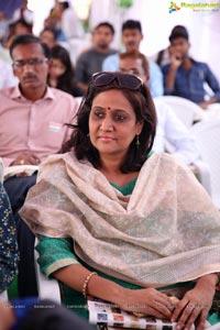 Hyderabad Literary Fest 2018 (Day 1)