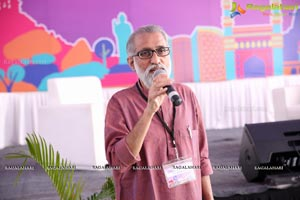Hyderabad Literary Fest 2018 (Day 1)