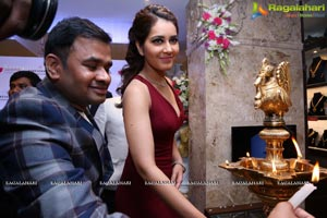 Manepally Jewellers Raashi Khanna