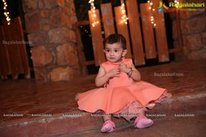 Myra 1st Birthday