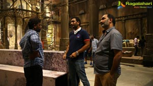 Bhaagamathie Art Director Ravinder