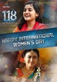 Kalyan Ram 118 International Women's Day Poster