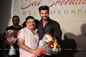 Telugu Hero Bellamkonda Sreenivas Birthday Celebrations 2019
