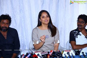 Anasuya Bharadwaj's Kadhanam Press Meet