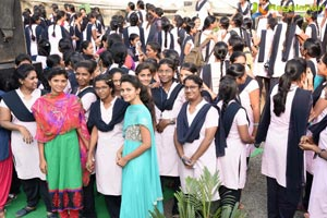 Mr Majnu Team At ISTS Women's Engineering College
