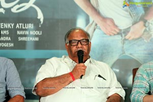 Mr. Majnu Pre-Release Press Meet