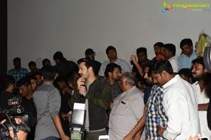 Mr.Majnu Team at Ashoka Theatre, Rajahmundry