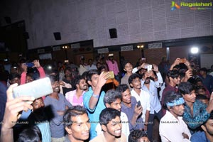 Mr. Majnu Team Theatre Coverage