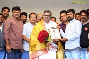 Sirivennela Seetharama Sastry Padma Shri Award Press Meet