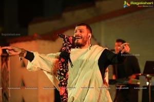 Alif Performance at Krishnakriti Art & Culture Festival 2019
