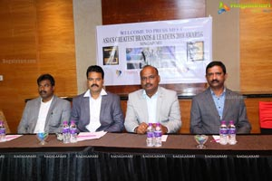 Asia's Greatest Brands & Leaders 2018 Awards Press Meet