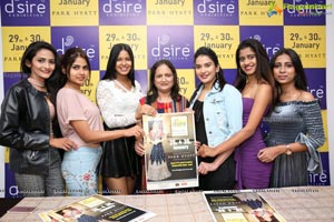 D'sire Exhibition Curtain Raiser Jan 2019