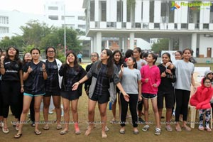 School Football League - Girls Final