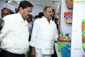 Golkonda Craft Bazaar Kicks Off