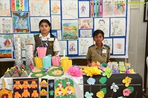 Hyderabad Public School Annual School Exhibition 2018-2019
