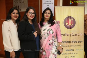 'Try-Before-You-Buy' - JewelleryCart.in, An App Launch